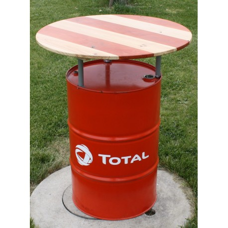 Tonneau Table Bar