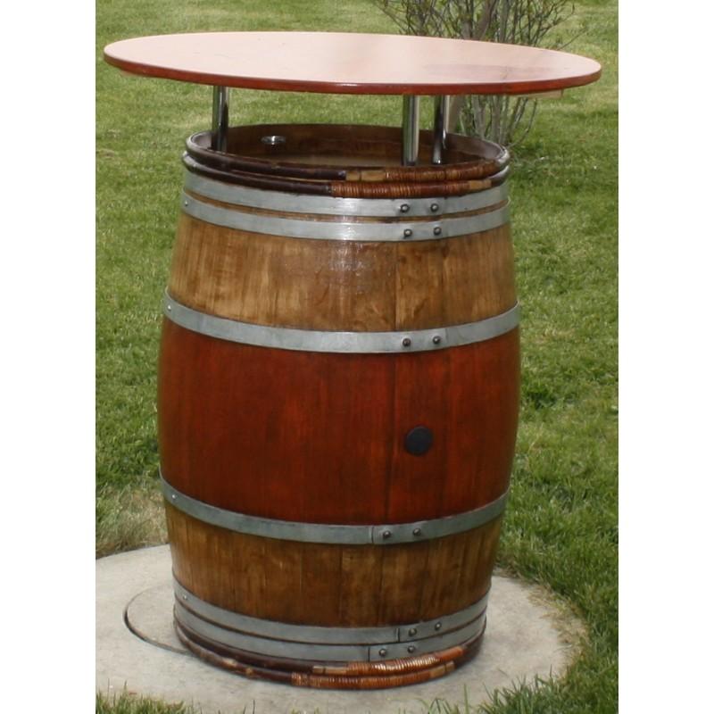 tonneaux table bar juls design. Black Bedroom Furniture Sets. Home Design Ideas
