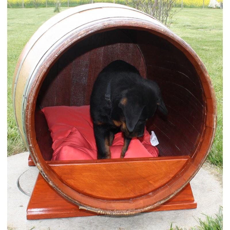 tonneaux niche pour chien juls design. Black Bedroom Furniture Sets. Home Design Ideas