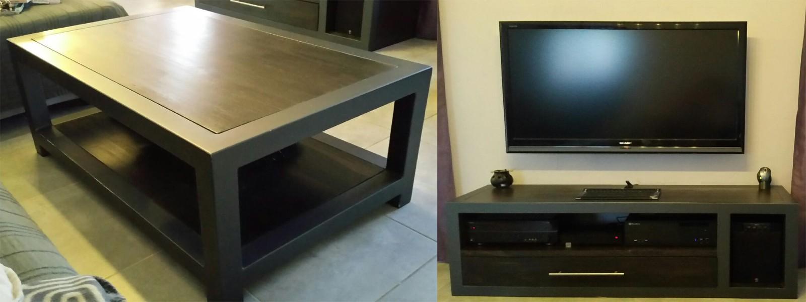 meubles bois & fer